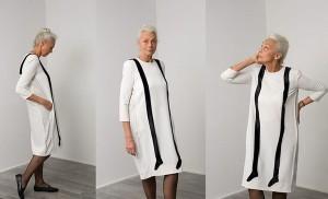 Как одеваться пожилым женщинам