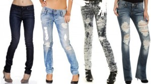 Как выбрать «правильные» джинсы