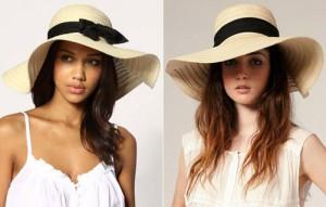 Модные летние головные уборы 2014